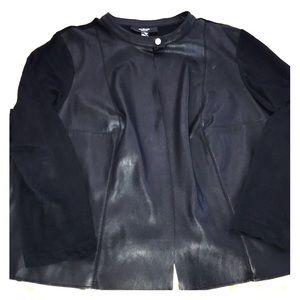 Gently used lightweight sweater/jacket 3X